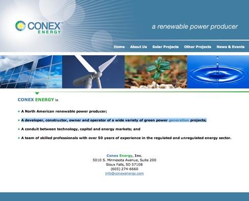 Conex Energy