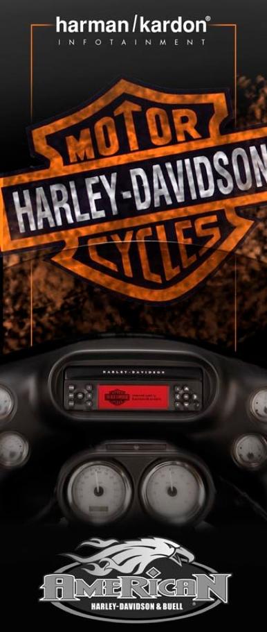 Harman Kardon Harley Davidson