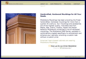 Middletons Mouldings